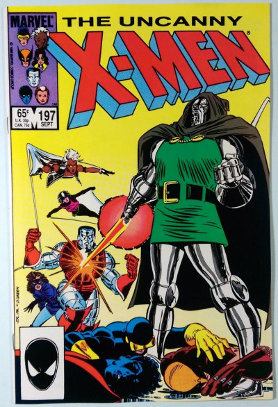 Uncanny X-Men (1981) #197 NM- (9.2)