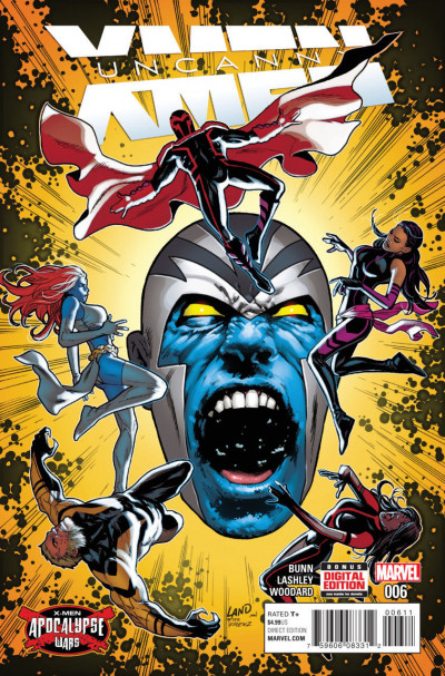 Uncanny X-men (2016) #'s 6-8 10 11 13-15 Apocalypse Wars Waking from Dream Sets