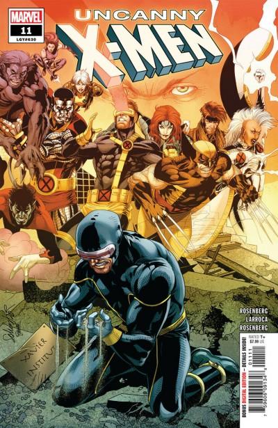 Uncanny X-men (2018) #11 (#630) VF/NM Salvador Larroca Cover