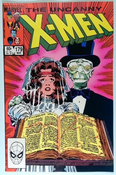 Uncanny X-Men (1981) #179 NM (9.4)