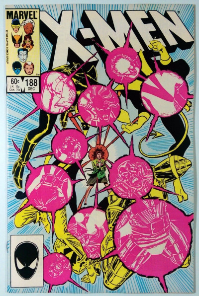 Uncanny X-Men (1981) #188 VF/NM (9.0)