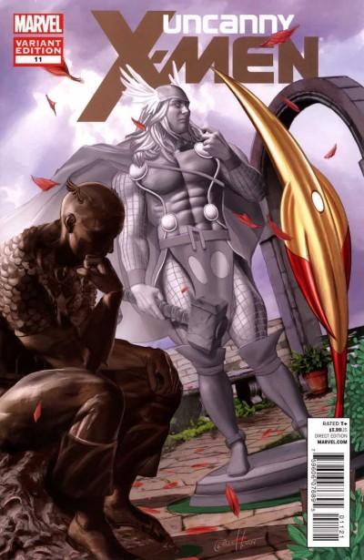 Uncanny X-men (2011) #11 VF/NM-NM Greg Land Variant Cover