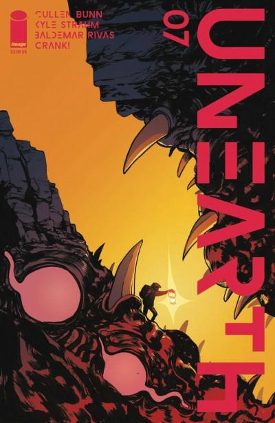 Unearth (2019) #7 VF/NM Image Comics
