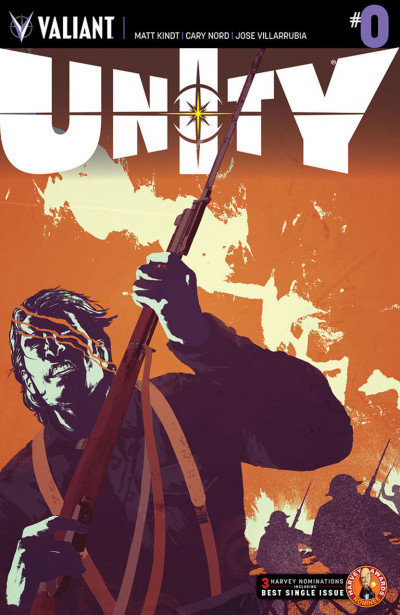 UNITY (2014) #0 VF/NM COVER A VALIANT COMICS