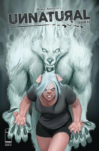 Unnatural (2018) #7 VF/NM Stjepan Šejić Variant Cover Image Comics