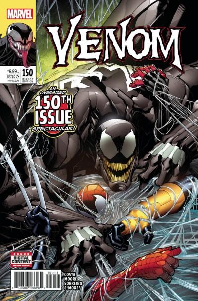 Venom (2016) #150 VF/NM Gerardo Sandoval Cover