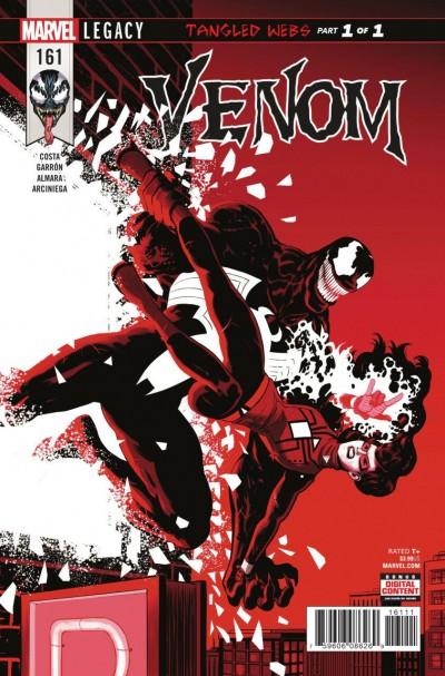 Venom (2016) #161 VF/NM Tangled Web Part 1 of 1