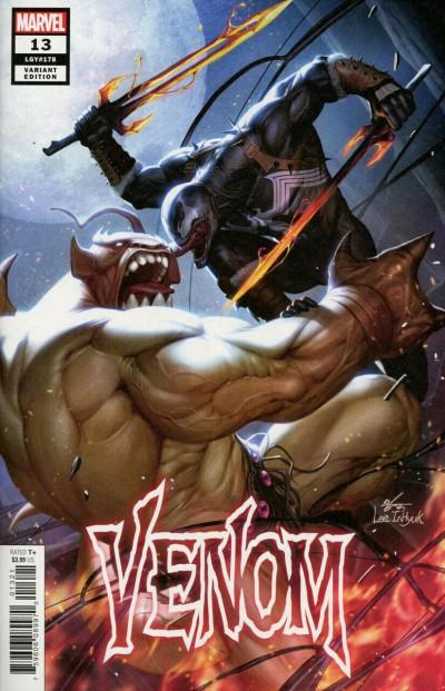 Venom (2018) #13 (#178) VF/NM In-Hyuk Lee Asgardian Variant Cover New Suit
