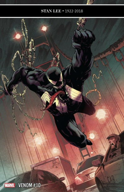 Venom (2018) #10 VF/NM Ryan Stegman Cover