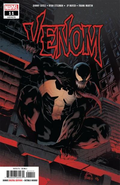 Venom (2018) #11 (#176) VF/NM Ryan Stegman 1st Printing