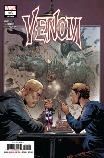 Venom (2018) #16 (#181) VF/NM Joshua Cassara Cover