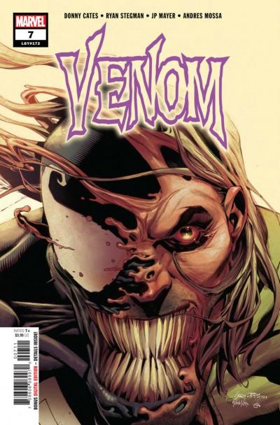 Venom (2018) #7 (#172) VF/NM-NM Ryan Stegman 1st Printing
