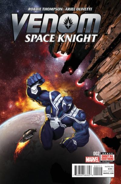 VENOM: SPACE KNIGHT (2015) #2 VF/NM