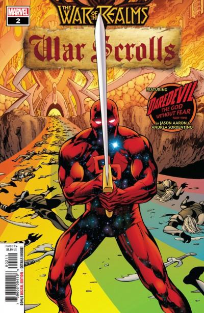 War of the Realms: War Scrolls (2019) #2 of 2 VF/NM Alan Davis Cover