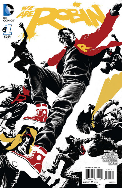 WE ARE ROBIN (2015) #1 VF/NM