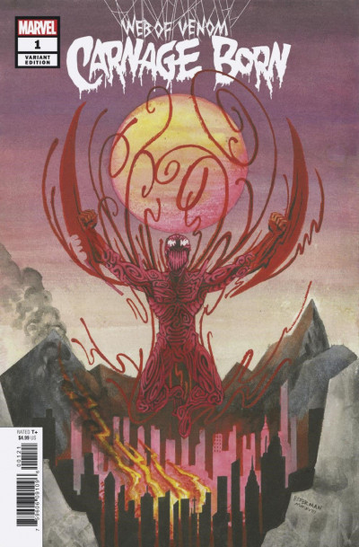 Web of Venom: Carnage Born (2018) #1 VF+ - VF/NM Ian Bederman Variant Cover