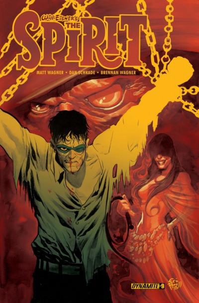 Will Eisner's The Spirit (2015) #9 VF/NM Eric Powel Cover Dynamite