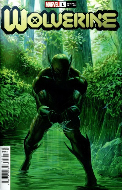 Wolverine (2020) #1 NM (9.4) Alex Ross Variant Cover C