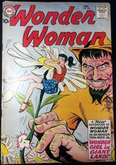 Wonder Woman (1942) #109 GD/VG (3.0)