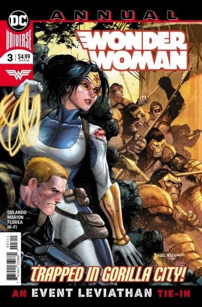 Wonder Woman Annual (2019) #3 VF/NM