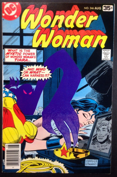 WONDER WOMAN (1942) #246 VF+ (8.5)