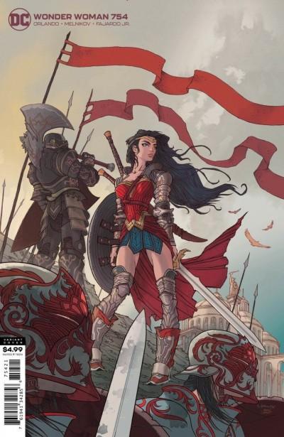 Wonder Woman (2016) #754 VF/NM Rafael Grampá Variant Cover