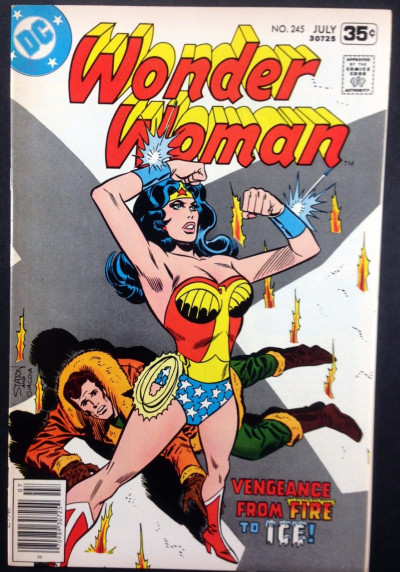 WONDER WOMAN (1942) #245 VF (8.0)
