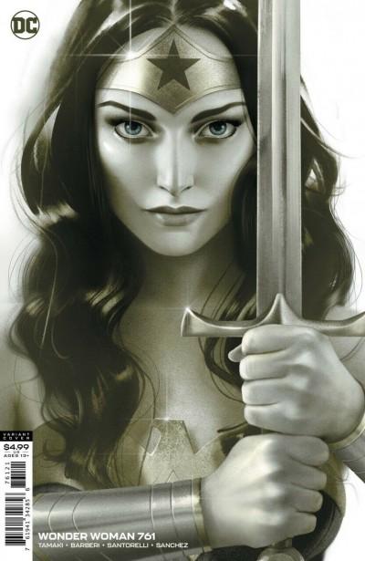 Wonder Woman (2016) #761 VF/NM Joshua Middleton Variant Cover