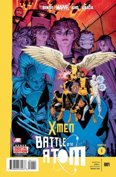 X-MEN: BATTLE OF THE ATOM (2013) #1 VF+ - VF/NM CHAPTER 1 ART ADAMS MARVEL NOW!