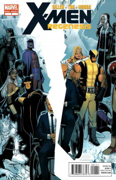 X-MEN REGENESIS (2011) #1 FN+ ONE-SHOT