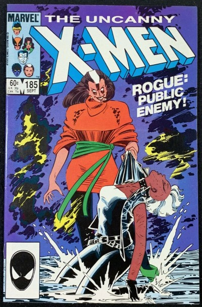 X-Men (1963) #185 VF (8.0)
