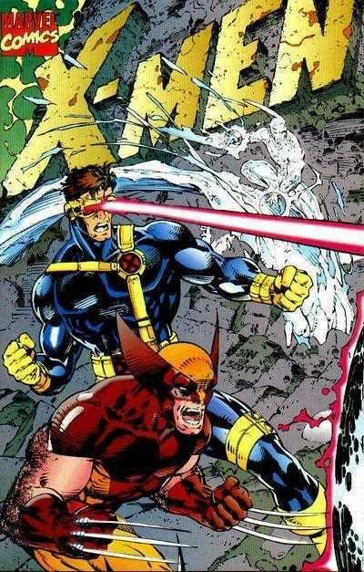 Brood /& Gambit/'93-vous choisissez! Uncanny X-Men Magneto/'91 Wolverine Weapon X/'92