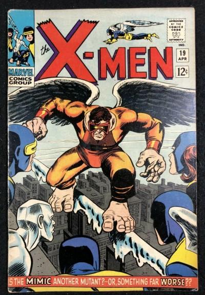 X-Men (1963) #19 FN (6.0) 1st app Mimic