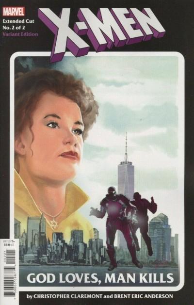 X-Men: God Loves, Man Kills Extended Cut (2020) #2 VF/NM Brent Anderson Cover
