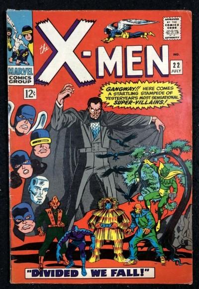 X-Men (1963) #22 VG/FN (5.0)