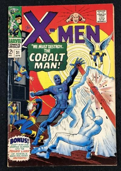 X-Men (1963) #31 FN (6.0)