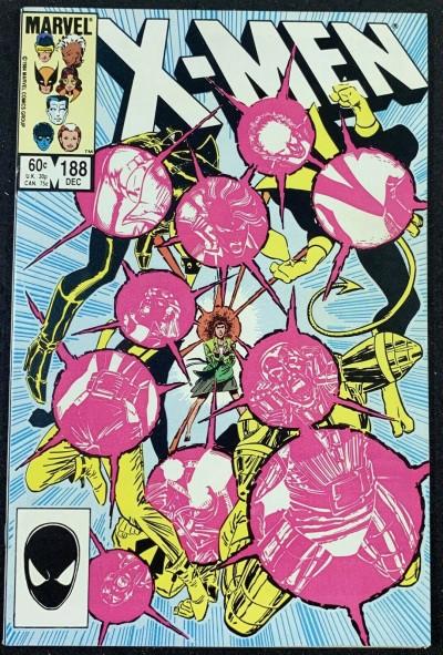 X-Men (1963) #188 NM (9.4)