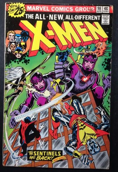 X-men (1963) #98 VG (4.0)