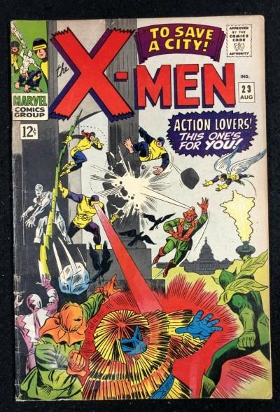 X-Men (1963) #23 VG (4.0)
