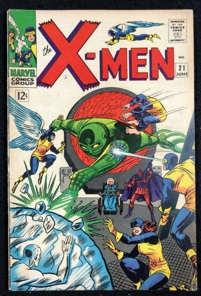 X-Men (1963) #21 VG/FN (5.0)