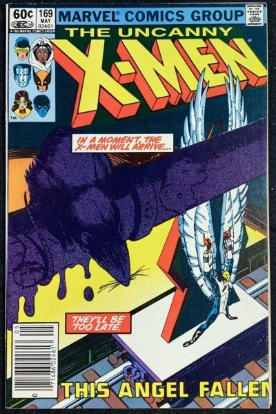 X-Men (1963) #169 VF (8.0) 1st app Morlocks