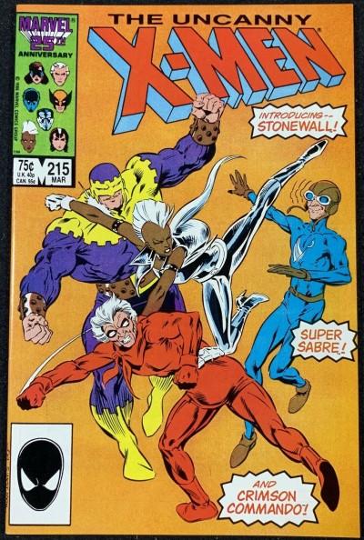 X-Men (1963) #215 NM- (9.2)