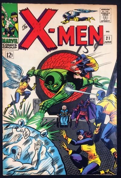 X-Men (1963) #21 FN+ (6.5)
