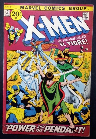 X-men (1963) #73 VG/FN (5.0)
