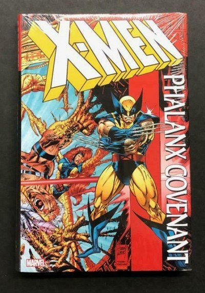 X-Men: Phalanx Covenant HC Omnibus Shrinkwrapped Sealed OOP Rare