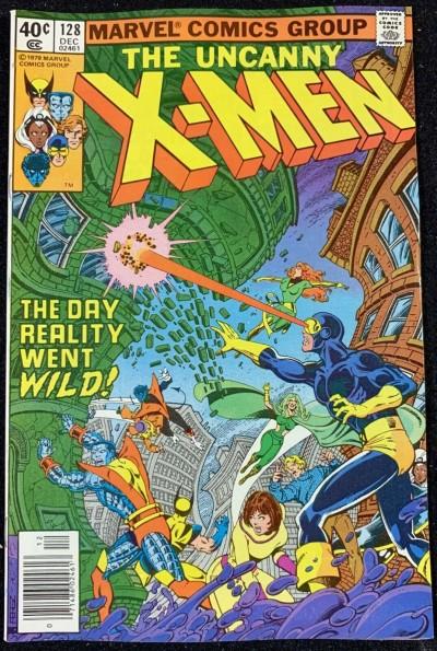 X-Men (1963) #128 NM- (9.2) vs Proteus