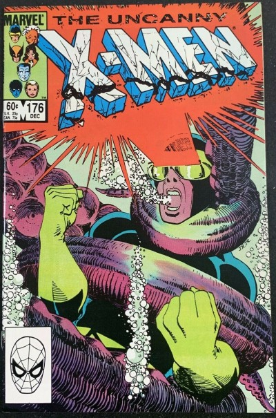 X-Men (1963) #176 VF+ (8.5)
