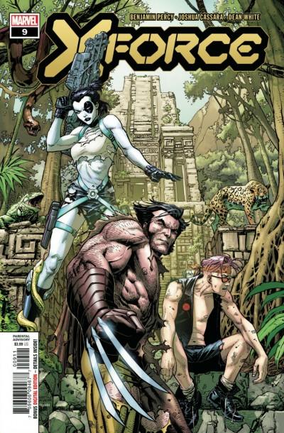 X-Force (2019) #9 VF/NM (9.0) or Better Dustin Weaver Regular Cover A
