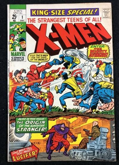 X-Men Annual #1 (1971) FN (6.0)