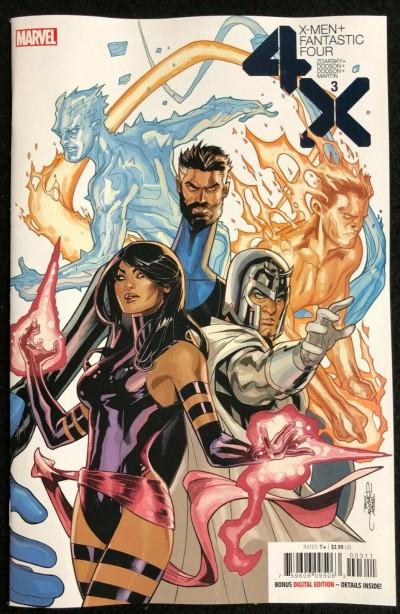 X-Men/Fantastic Four (2020) #3 NM (9.4) Doctor Doom Terry Dodson Regular Cover A
